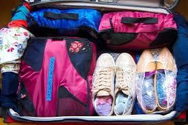 स्मार्ट पैकिंग ट्रिक्स, Packing tips