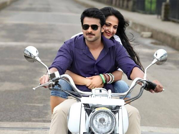 Prabhas And Anushka Shetty's Engagement