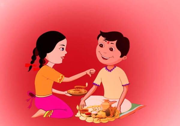 Bhai Dooj Celebration