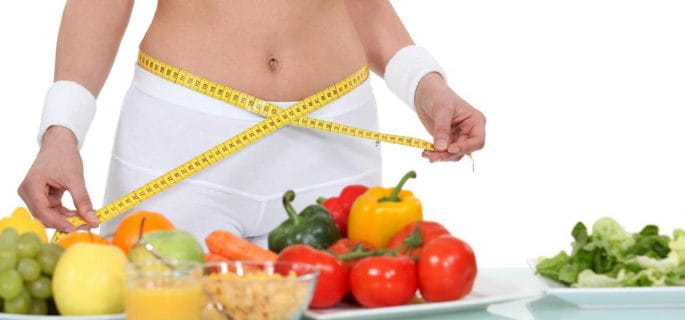 Super Foods for slim waist