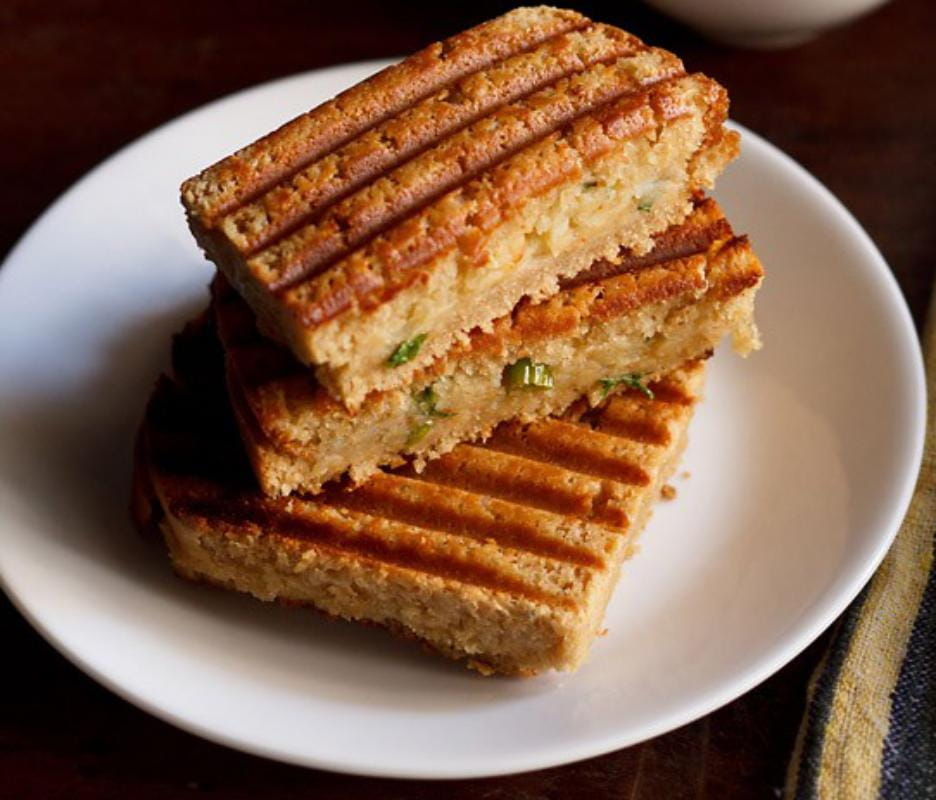 Mexican Grilled Sandwich