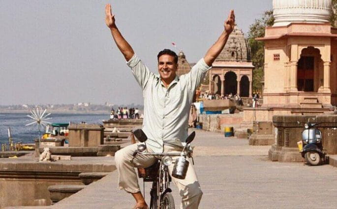 Padman, First Look Out