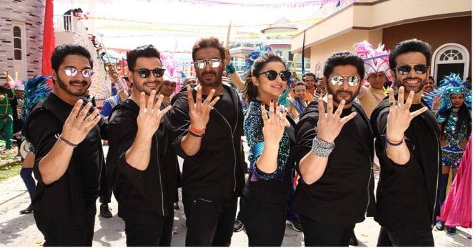 Movie Review, Golmaal Again