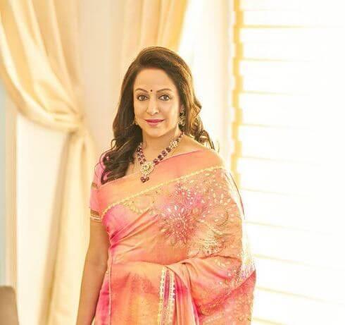 Bollywood Celebs Hema Malini