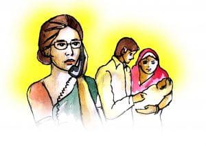 Short Story- Rishto ki Bagiya