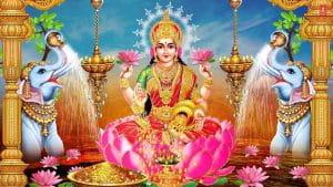 Aarti godess Lakshmi ji maa