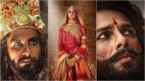 Padmavati movie Trailer