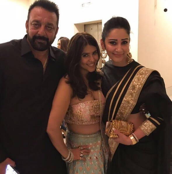 Ekta Kapoor's diwali party
