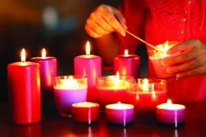 Candle Decoration Ideas