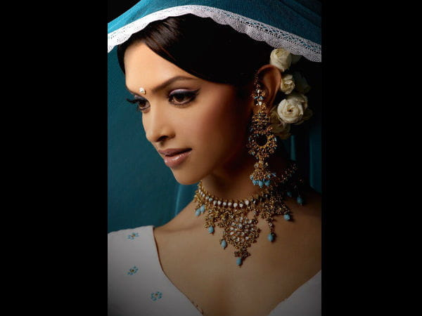 FIRST Photoshoot, Deepika Padukone