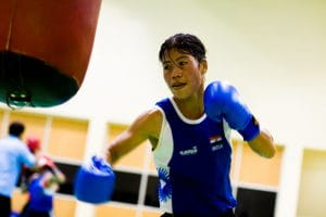 Mary Kom wins Asian Boxing Championships gold