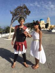 Ye Ristha Kya Kehlata Hai rocks in Greece