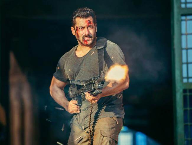 Tiger Zinda Hai, Trailer Out