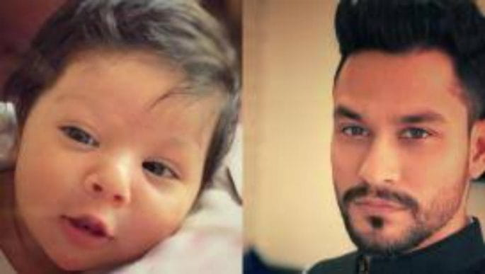 Kunal Khemu Shares Photo Of Daughter Inaya