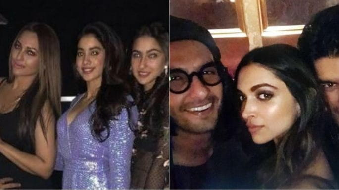 Padmavati, Deepika Padukone party