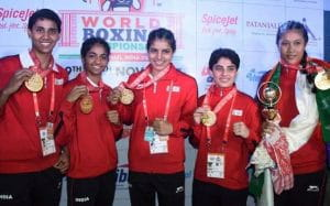 Indian Women Boxers Create History