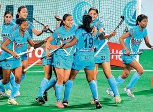 India beat China to win women's hockey Asia Cup