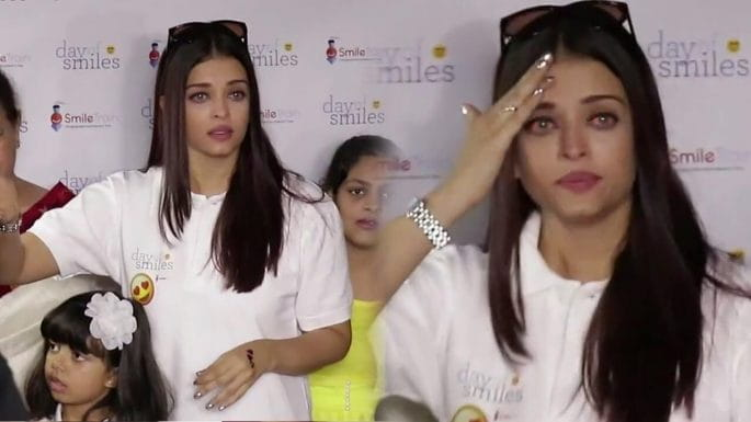 Aishwarya Rai Bachchan Gets Angry On Media photographer
