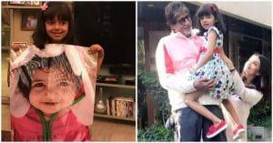 Aaradhya Bachchan unseen photo