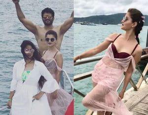 TV Bahu Saumya, Enjoying Holidays In Thailand With BF