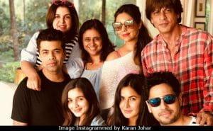 Birthday Pics Of Shah Rukh Khan