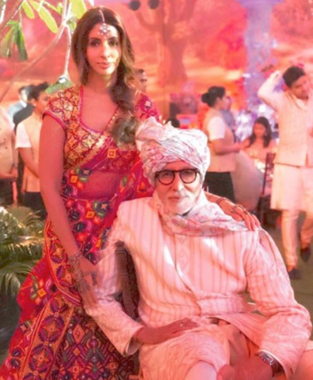 Amitabh Bachchan shares wedding album pics