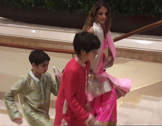 Smriti Khanna weds Gautam Gupta