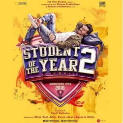 Student Of The Year 2 First Look