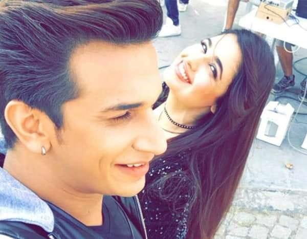 Yuvika Chaudhary, Prince Narula, relationship public