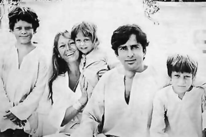 Love Story Of Shashi Kapoor And Wife Jennifer Kendal