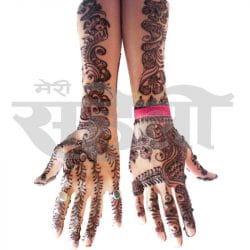 ब्राइडल मेहंदी डिज़ाइन्स, Bridal Mehndi Designs