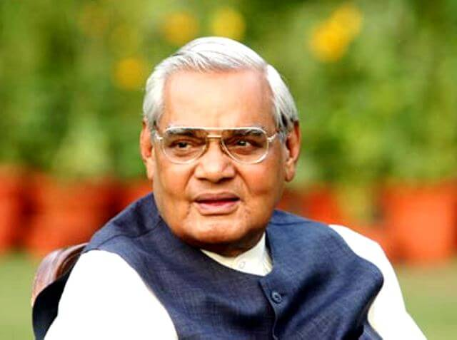 Happy Birthday, Atal Bihari Vajpayee