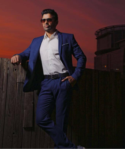 Wrestler Sangram Singh Interview
