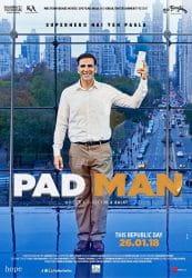 Akshay Kumar, Padman Trailer