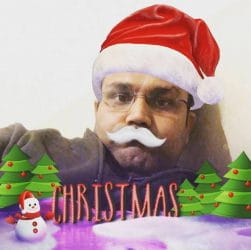 Virendra Sehwag Turns Santa On Christmas