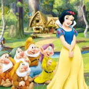Snow White, The Seven Dwarfs