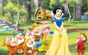 Snow White, The Seven Dwarfs