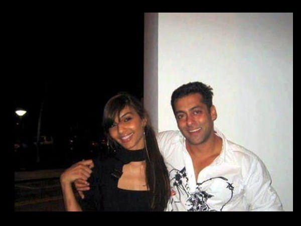 Unseen Pictures Of Salman Khan With His Ex-Girlfriends