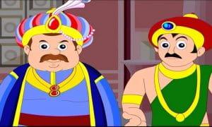 Akbar-Birbal Tale, Birbal Caught The Thief