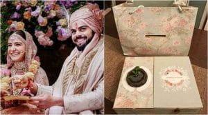 Virat-Anushka, Wedding, Reception Invitation Card, Venue