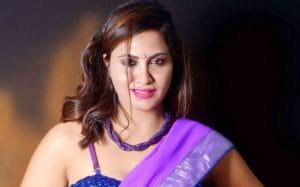 Arshi Khan, evicted from the house