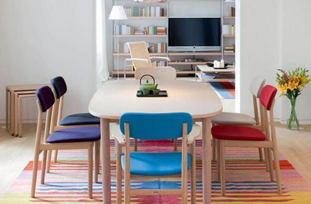 How To Decorate Your Home With Colours