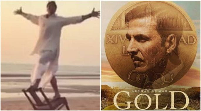 Akshay Kumar wraps up Gold