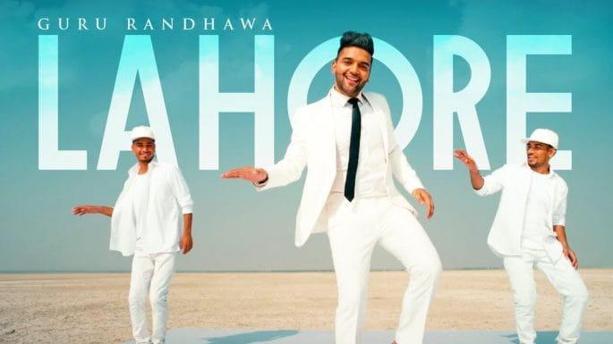 Punjabi Singer Guru Randhawa Latest song Lahore