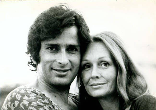 Love Story Of Shashi Kapoor And Wife Jennifer Kendal
