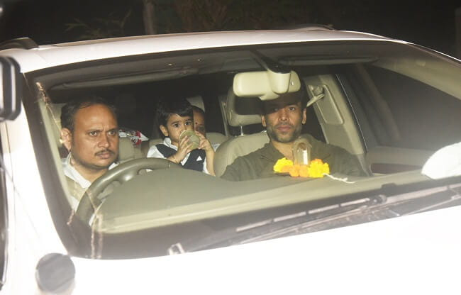Taimur, Yash-Roohi At Adira Chopra's Birthday Bash