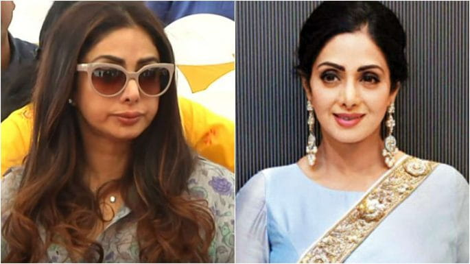 What Happened To Shridevi's Lips