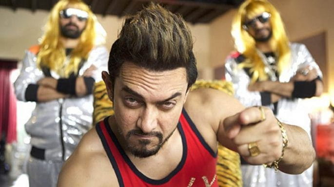 Aamir Khan's Secret Superstar enters 100 cr club in China
