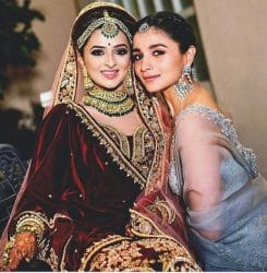 Alia Bhatt, Best Friend's Shaadi