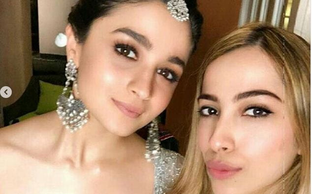Alia Bhatt, Best Friend's Shaadi